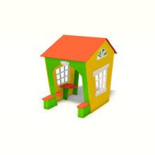 Домик для песочного дворика