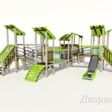 Детская игровая площадка Baby Apple