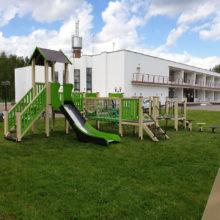 Привычные и не очень места, где уместны детские площадки