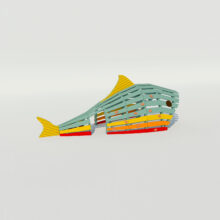 Конструкция для лазания «Рыбка»