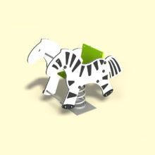 Качалка «Зебра»