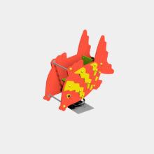 Качалка «Рыбка»