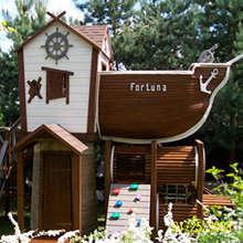 Детский игровой комплекс «Корабль мечты»