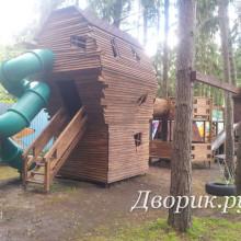 Детский игровой комплекс «Урсула»