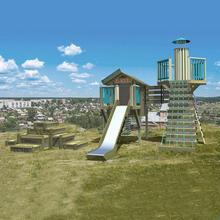 Детский игровой комплекс «Порт»