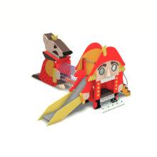 Детский игровой комплекс «Щелкунчик и мышиный король»
