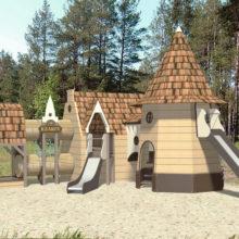 Детская игровая площадка «Краков»