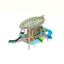Детская игровая площадка «Дирижабль»
