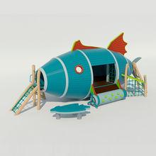 Детская игровая площадка «Рыбка Фредди»