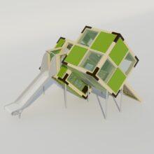 Детский игровой комплекс «Куб»