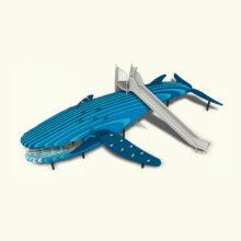 Детский игровой комплекс «Синий кит»