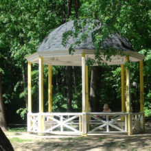 Беседка «Летний сад»