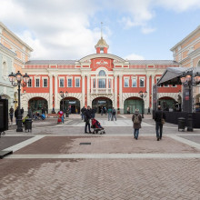 Детская площадка мод.30005 в Outlet village Pulkovo (Санкт-Петербург). Вид 03