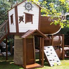 Специальное предложение: готовый детский игровой комплекс Dream ship — последний комплект, последняя цена!