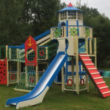 Детская площадка в ДО «Архангельское» Администрации Президента РФ