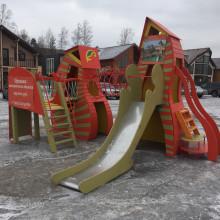 Специальное предложение: детский игровой комплекс по специальной цене