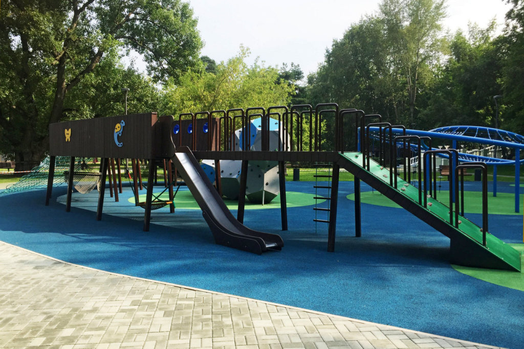 Подиум Парк «Химки-2»