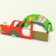 Игровая панель «Машина»