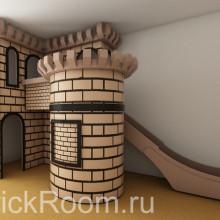 Детская комната «Замок»