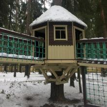 Парк на деревьях «Барвиха»
