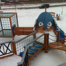Детская площадка в КП «Антоновка»