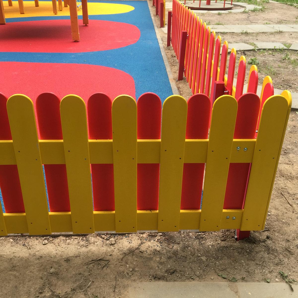 Детские заборчики для дома своими руками 82