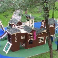 История детских площадок
