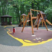 Детская площадка в ПКиО Фили