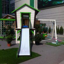 Детский игровой комплекс в ТК «Твой дом» (г.Мытищи)